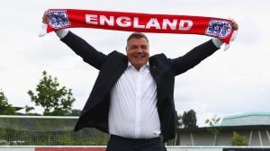 Kegembiraan Allardyce hanya sesaat. Sumber: thefa.com
