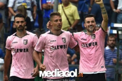 Gagahnya Palermo dengan Lewer (Mediagol)