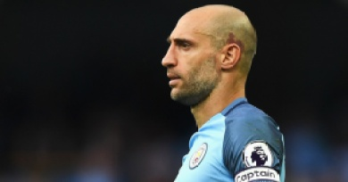 Pablo Zabaleta. Credit by teamtalk.com